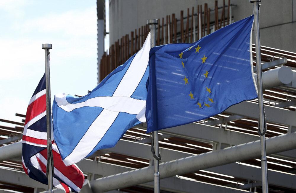 Šotimaa teeb brexiti tõttu oma börsi