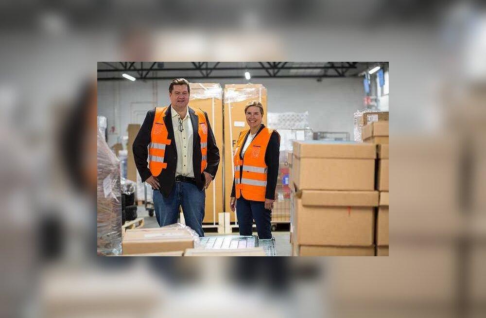 Posti ostab 3500 inimesele tööd andva ettevõtte Soome