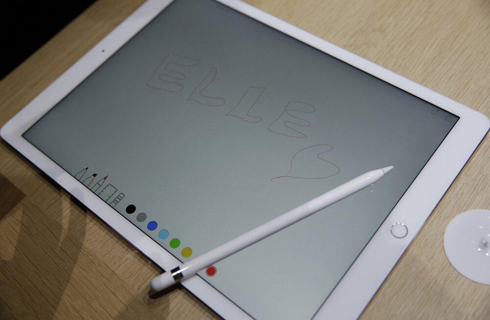 """17. novembri """"Tehnikaminutid"""": iPad Pro, Nexus 5X, uued Apple TV ja Chromecast"""