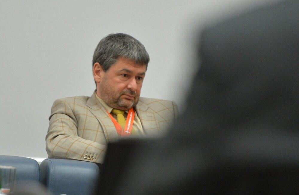 Oleg Ossinovski.