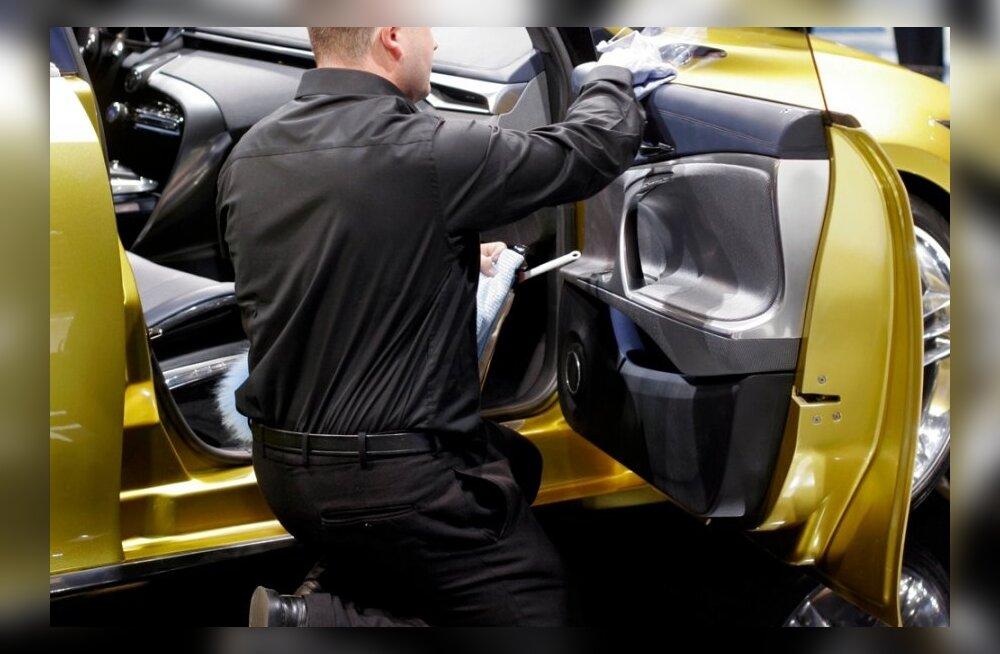 Lexus LF-Ch Hybrid 12