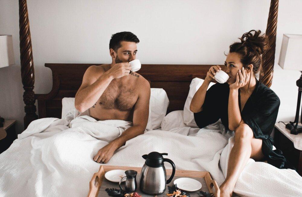 Traditsioonilised pulmareisid on <em>out</em>! Aina rohkem pruutpaare on otsustanud oma pulmareisi hoopis nii veeta