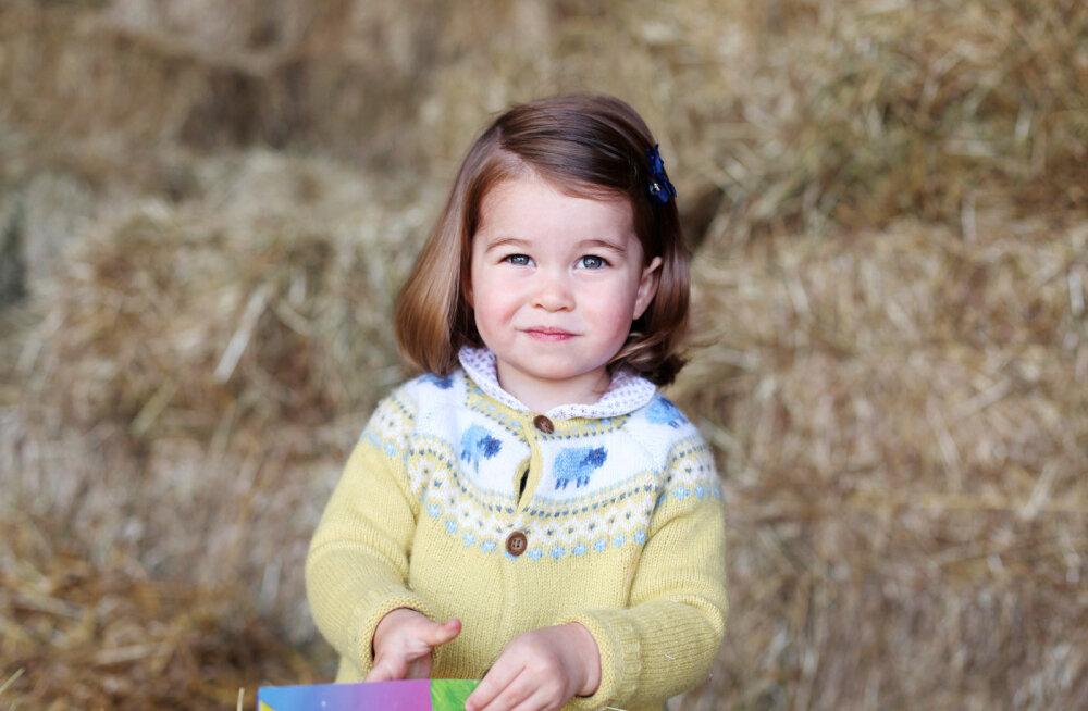 Маленькую принцессу Шарлотту собираются исключить из теннисного клуба