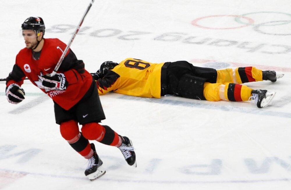Saksamaa vs Kanada