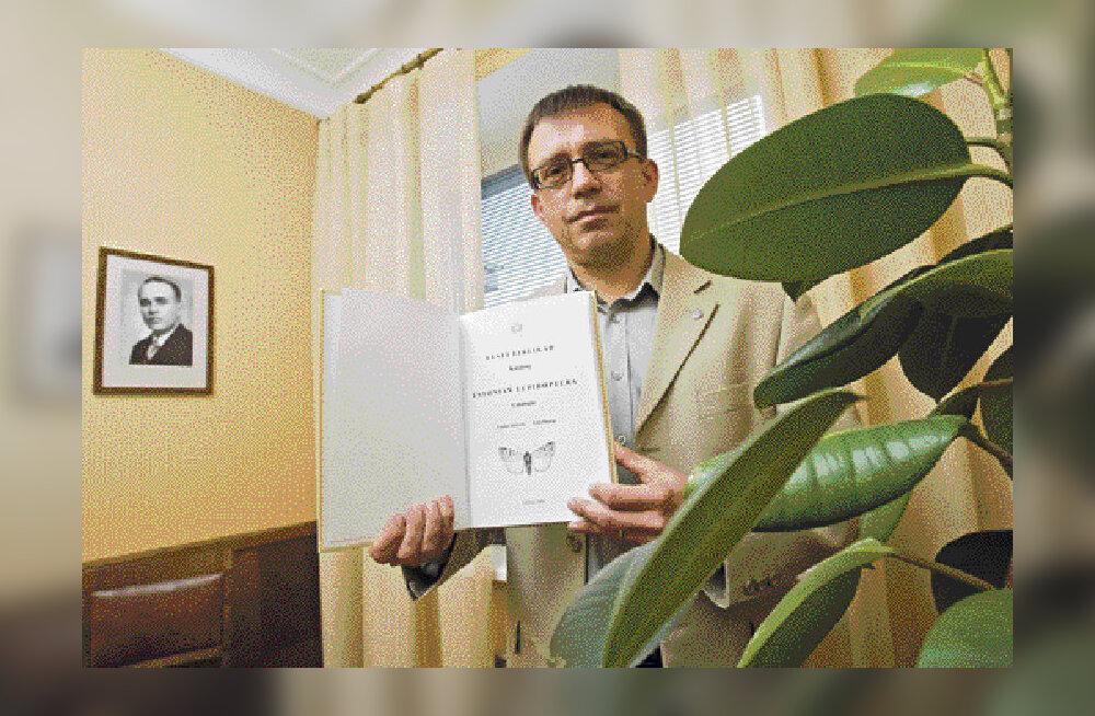 Tänavune suvi tõi Eestile seitse uut liblikaliiki