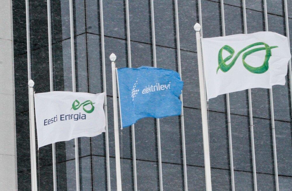 Eesti Energia, Elektrilevi