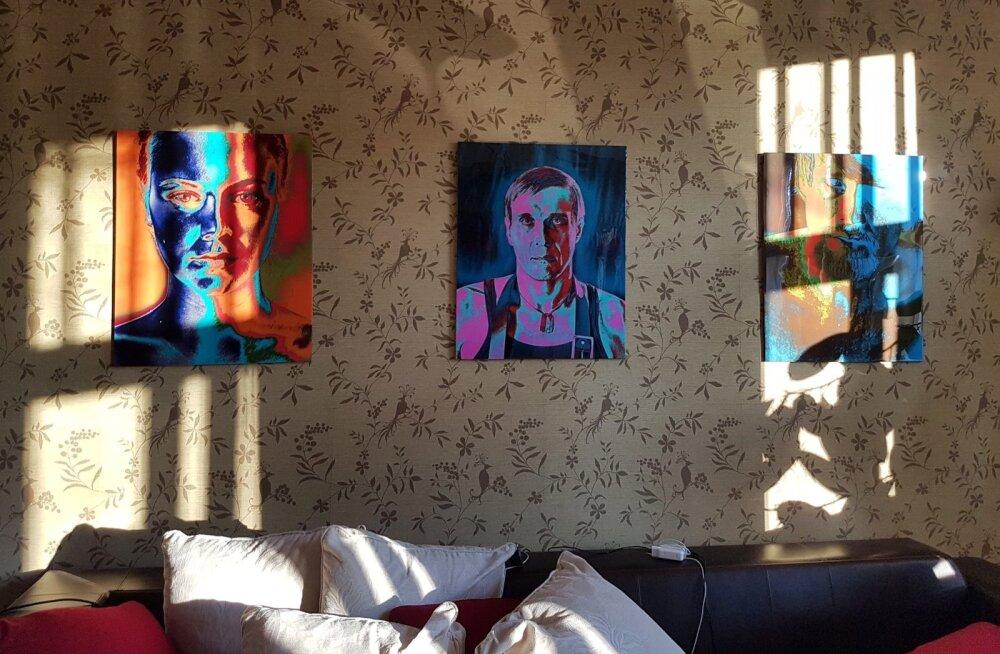 Kunst avab võõrad elutoad ja inimesed kaasaelamiseks