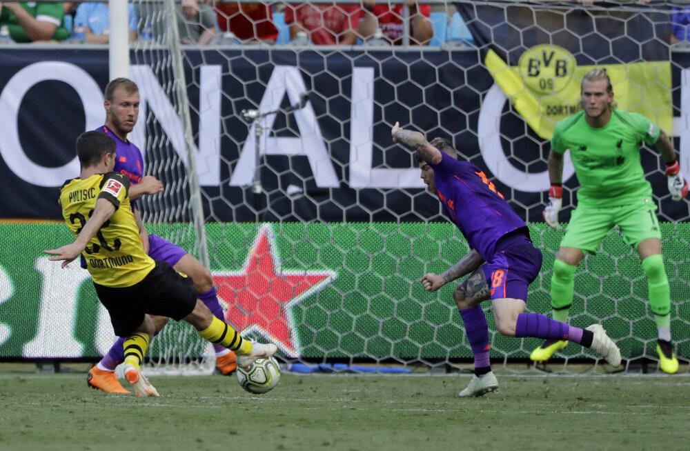 Liverpooli vastu kaks väravat löönud ameeriklast ei valitud mängu parimaks, sest ta on liiga noor