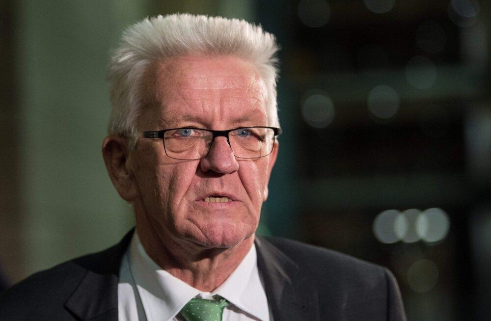 Rohelised: koalitsiooniläbirääkimiste nurjumine on tohutu kahju Saksamaale ja Euroopale
