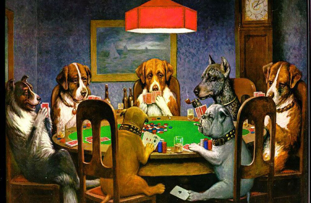 PÄEVA ANEKDOOT: Tark peremees ja rumal koer