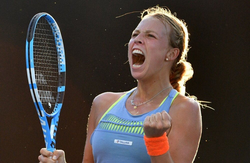 Kanepi ja Kontaveit Melbourne'is