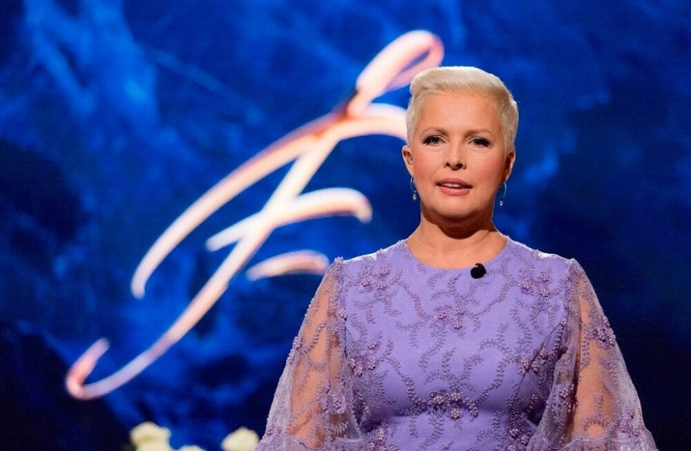 Evelin Ilves: ma ei tea, kas uus kleit kedagi just paremaks teeb, aga ilusamaks igal juhul