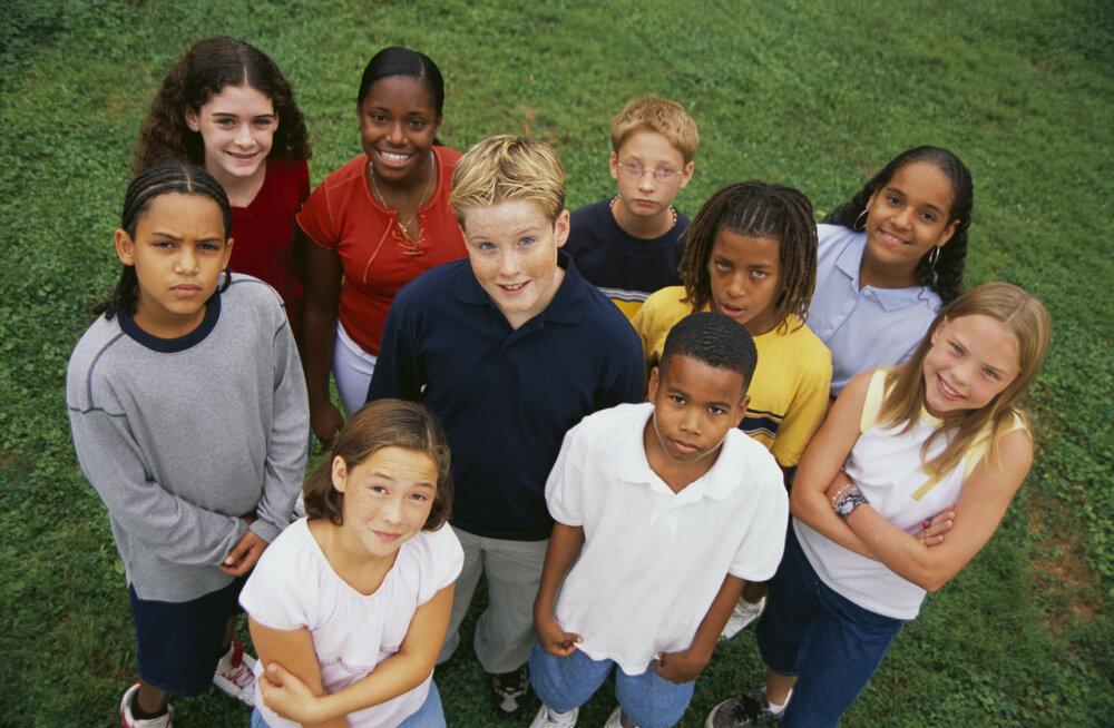 Geeniteadlane: rasse pole olemas!