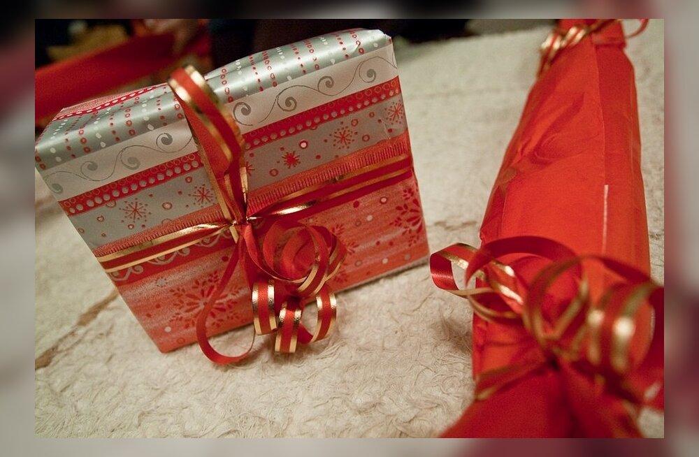 Uuring: eestlased kulutavad leibkonna sissetulekust ligi 29% jõuluostudele