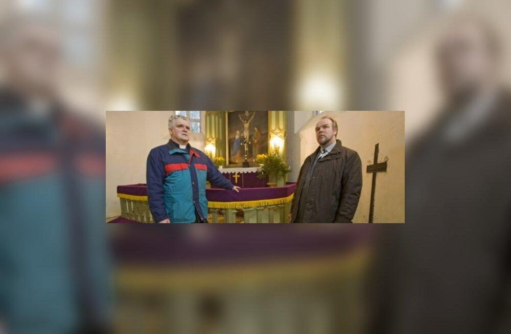 Pastor ja astronoom Jumala üle ei vaidle