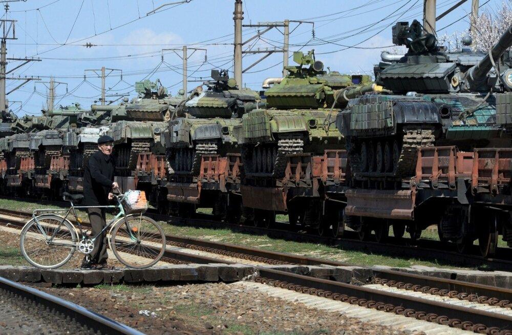 Venemaa tankid