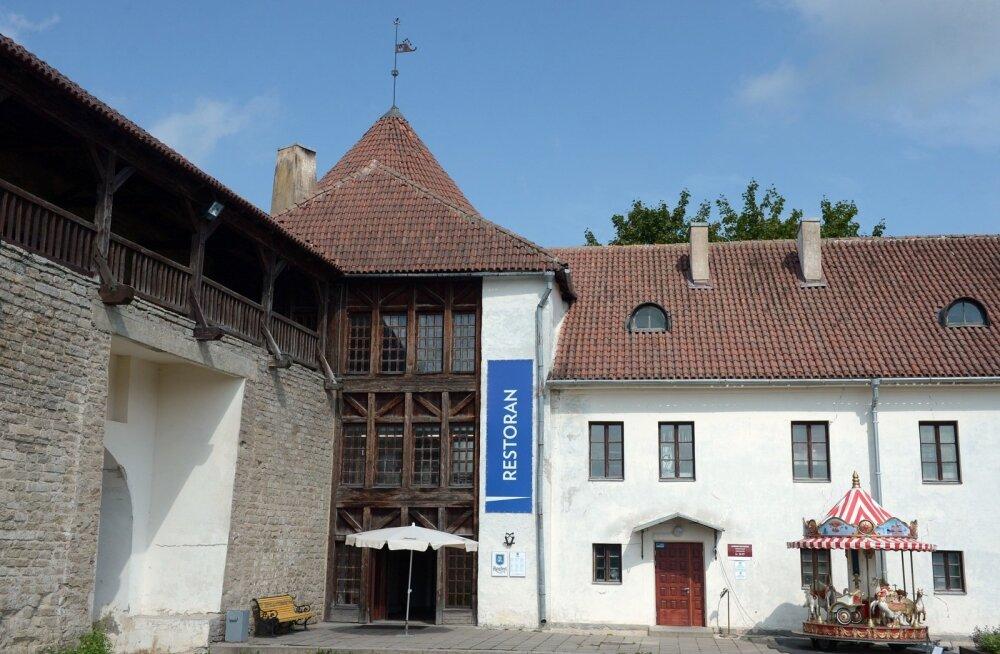 Restoraan Rondeel Narvas