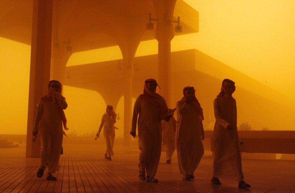Tappev kuumus muudab suurlinnad elamiskõlbmatuks