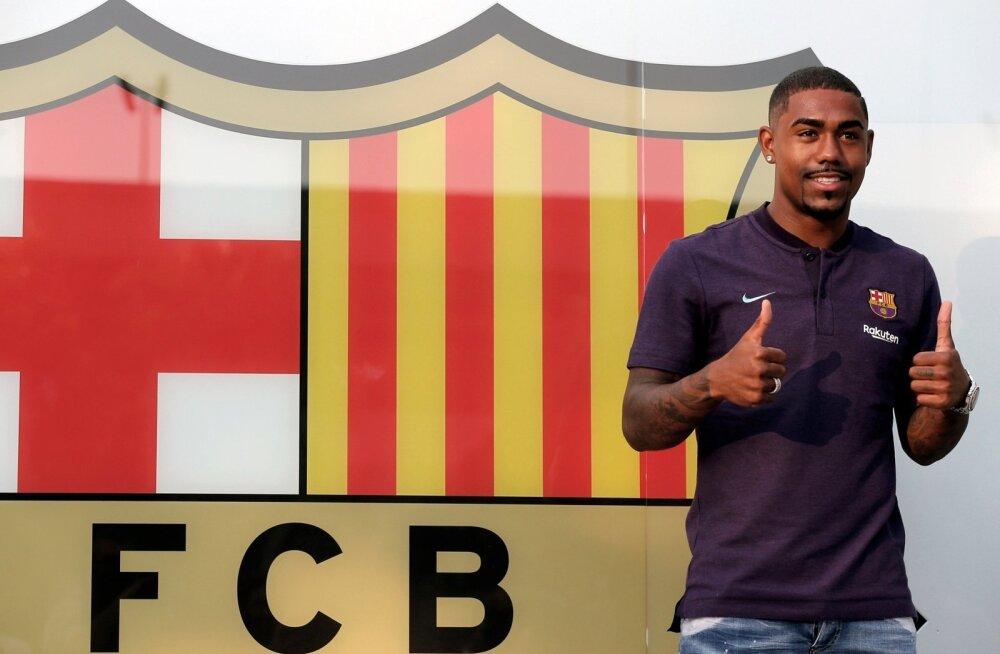 Malcom on nüüdsest FC Barcelona mängumees.