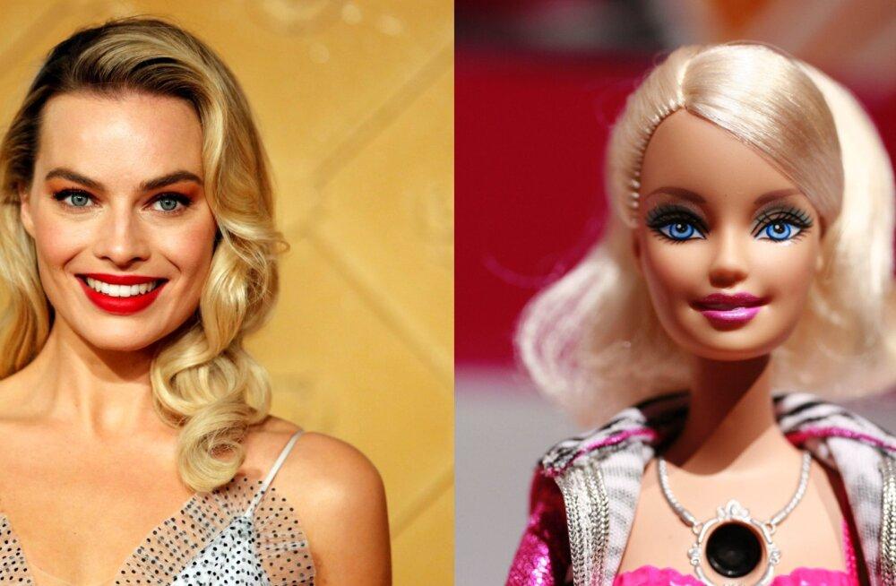 Olen plastik – see on fantastik! Margot Robbie hakkab uues mängufilmis Barbiet kehastama