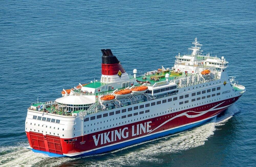 Reisiuudised: Viking Line'i menüü muutub põhjamaiseks