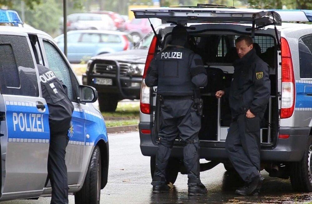 Saksamaal hukkus ööklubitulistamises kaks inimest