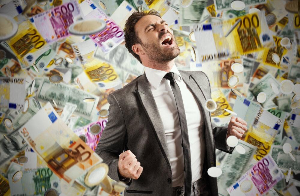 Raha ei tee õnnelikuks? Teeb küll ja teadlased on täpselt välja arvutanud, kui suur see summa on