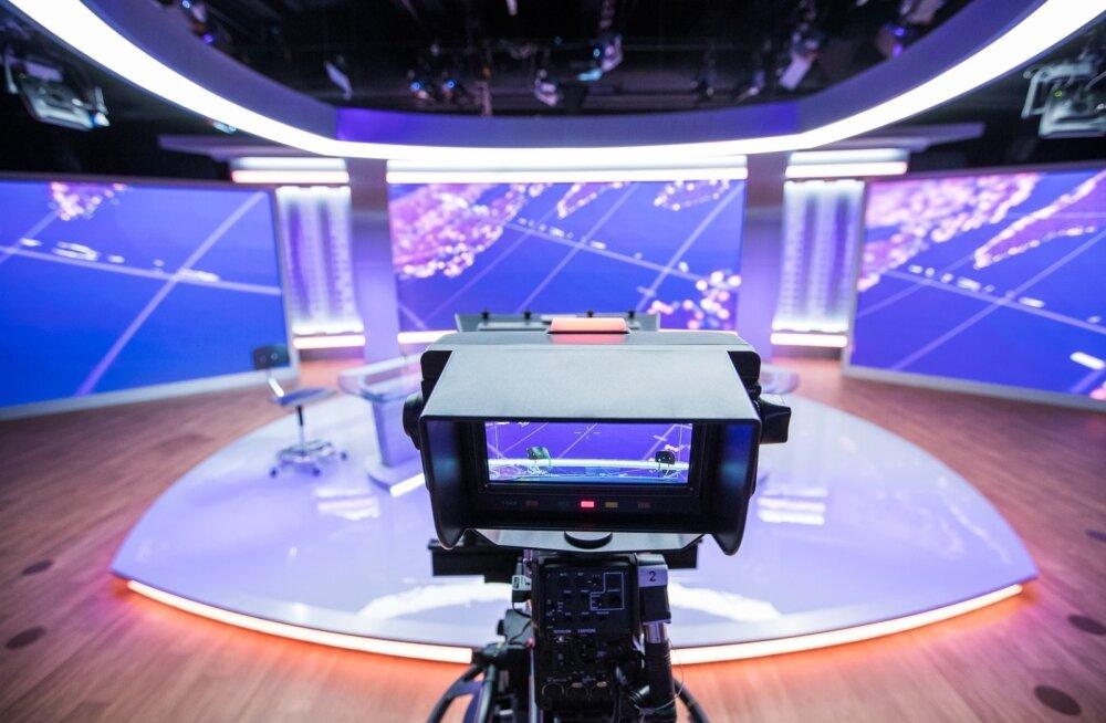 AK uudistetoimetus, saade on endiselt kõrgel teisel kohal telesaadete vaadatavuse tabelis.