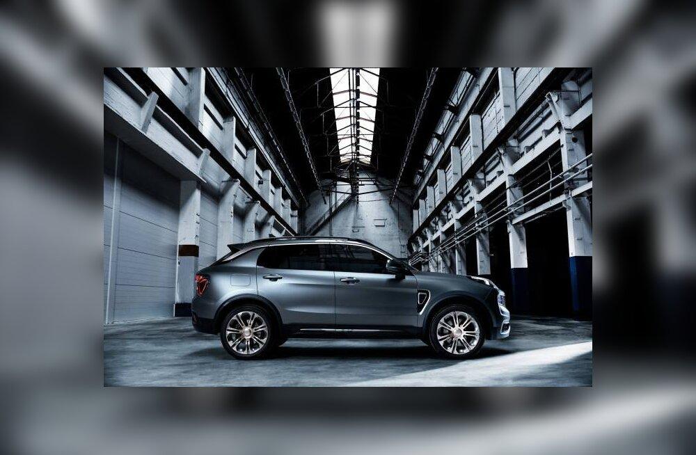 Lynk & Co 01 läheb tootmisse ja tuleb Euroopasse: millist autot see küll meenutab?