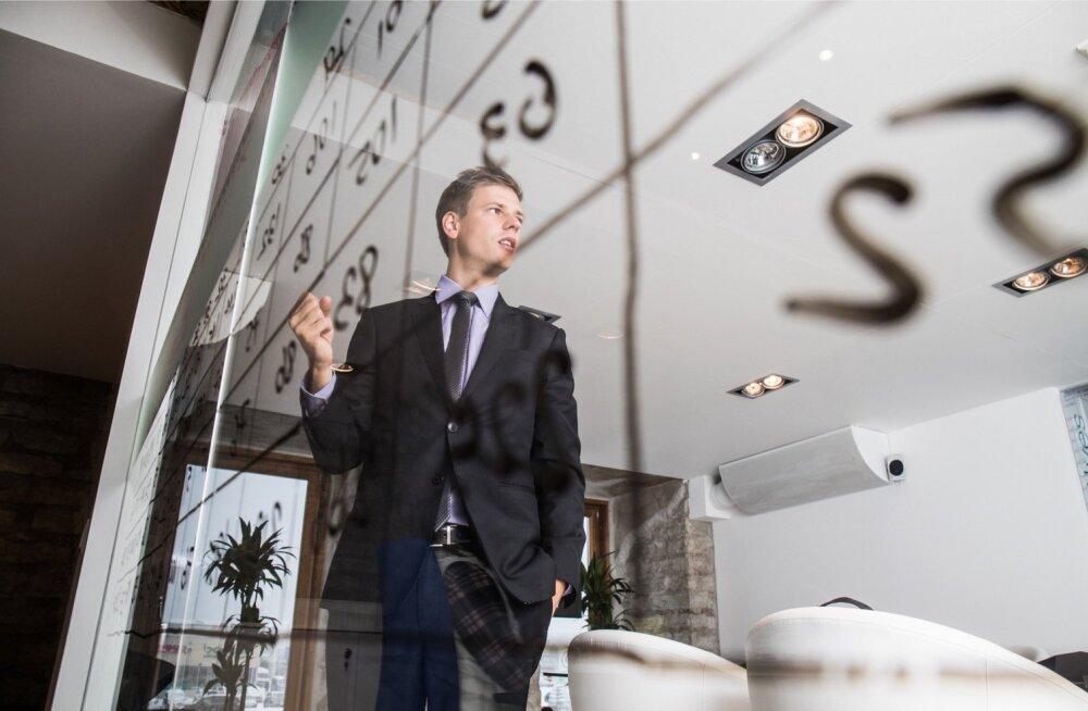 Kaspar Korjus lubab, et e-residentsusse investeeritavad kaheksa miljonit eurot tuuakse Eestile vähemalt kümnekordselt tagasi.