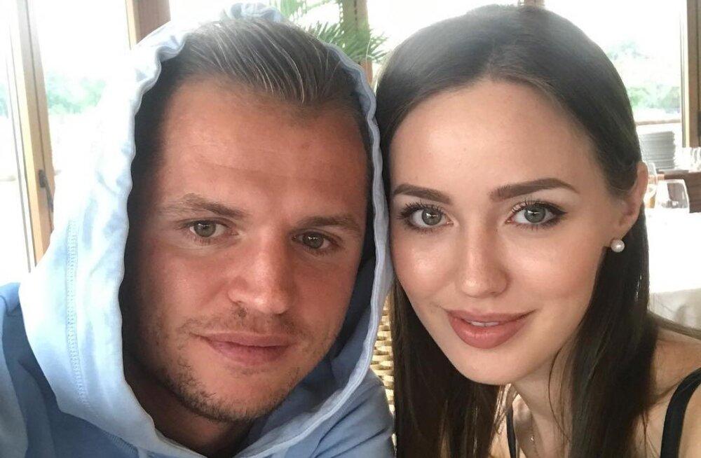ФОТО: Дмитрий Тарасов женился на Анастасии Костенко