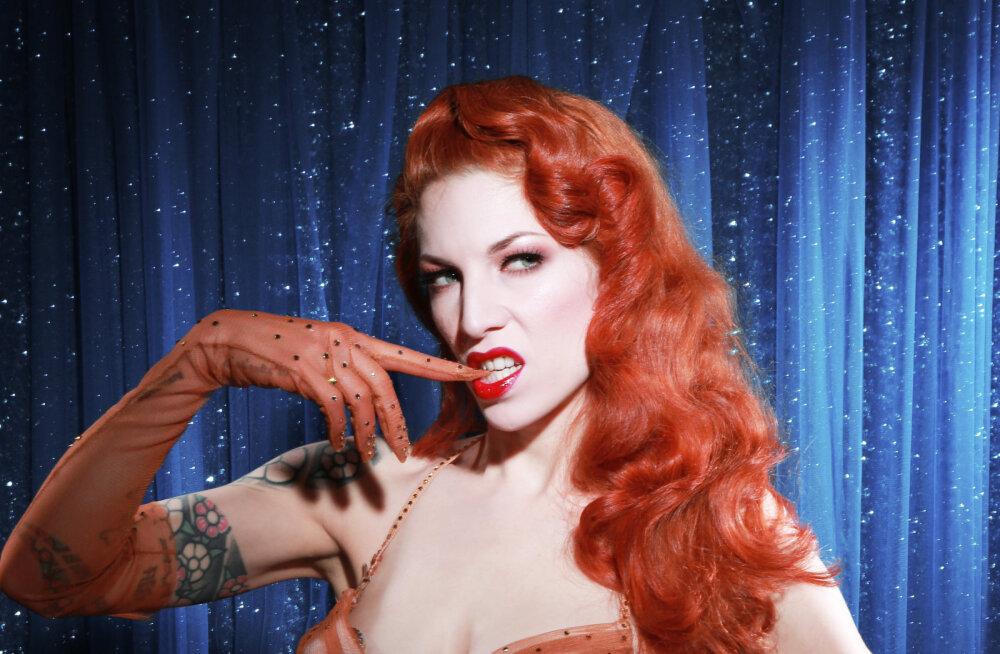 Õhtu täis erootikat, glamuuri ja huumorit! Baltikumi suurim burleski <em>show</em> juba sel laupäeval