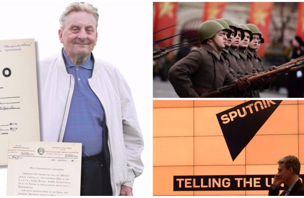 Sputnik kasutab eksperdina KGB-ga koostöös kahtlustatud Eesti traktoristi, kes on endale kokku luisanud fantastilise renomee