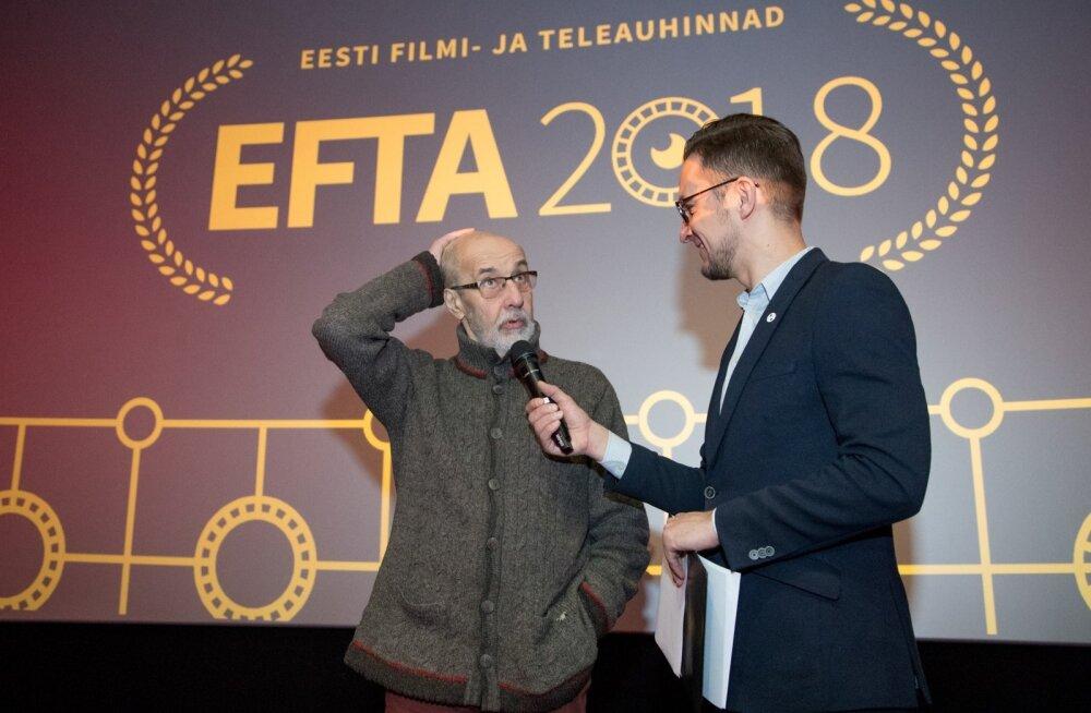 EFTA nominentide tutvustus Coca-Cola Plazas