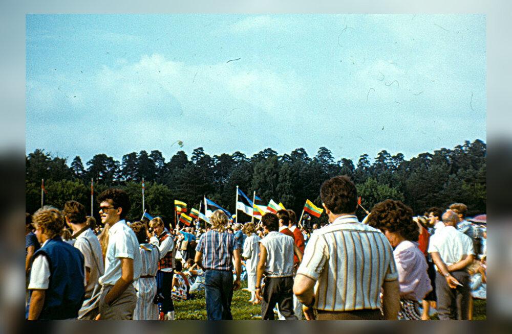 Gaudeamus Vilniuses – kas laulva revolutsiooni unustatud peatükk?