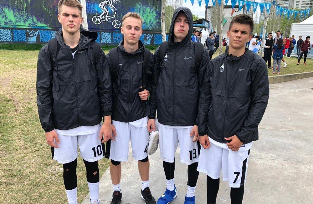 Eesti 3x3 korvpallimeeskond