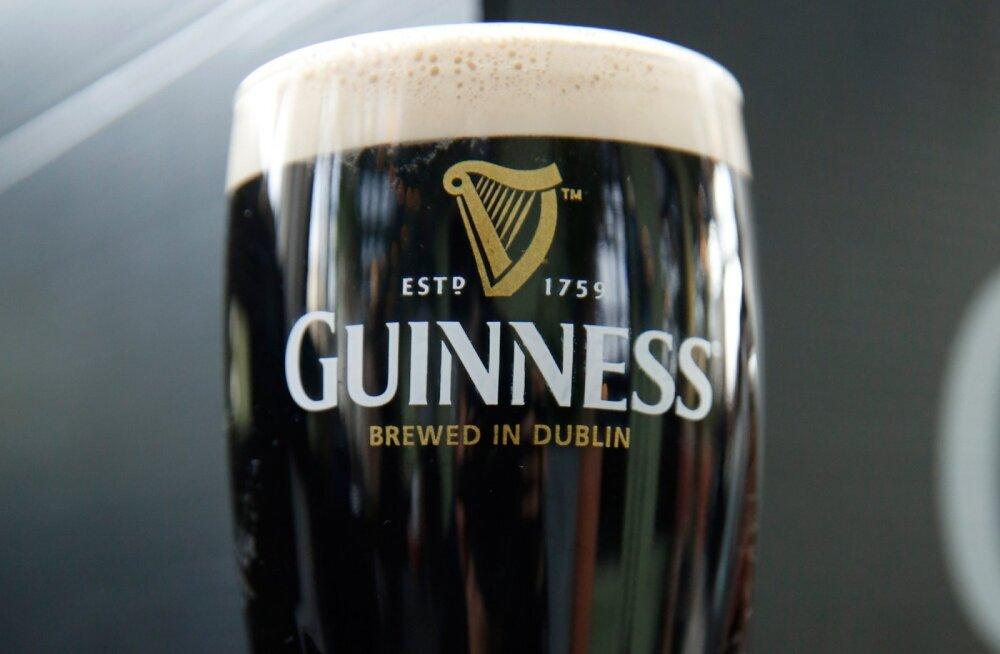 Õlletootja kardab Iirimaa ja Põhja-Iirimaa vahelise piiri rajamist