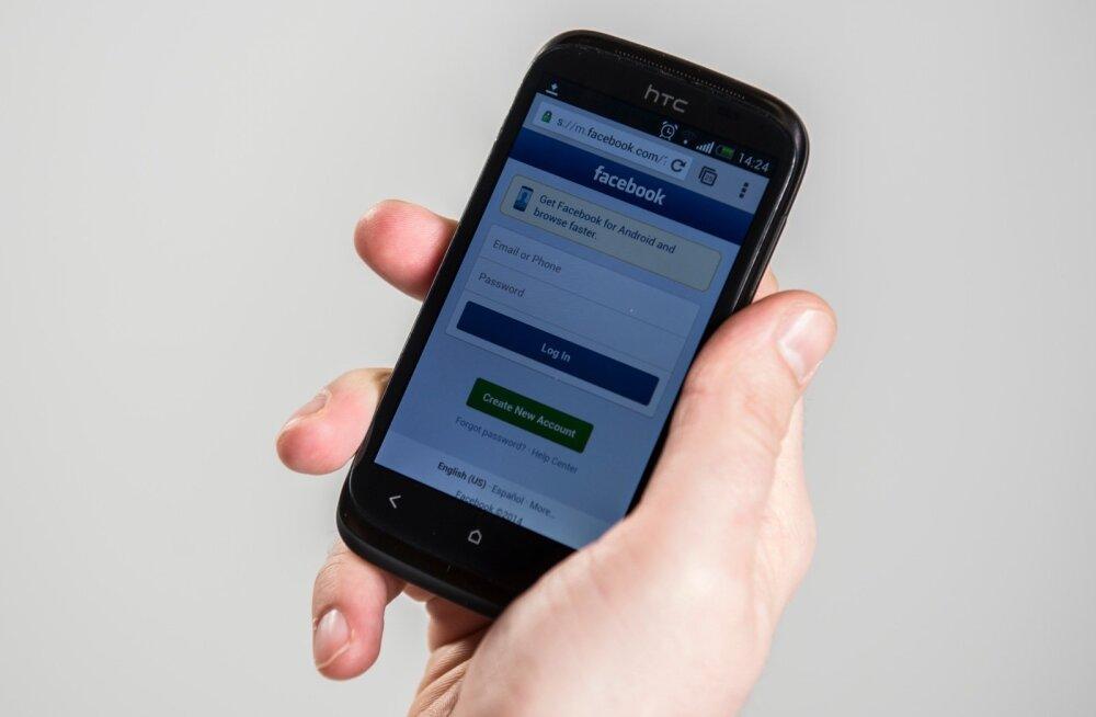 Kui usin Facebooki-kasutaja olete?