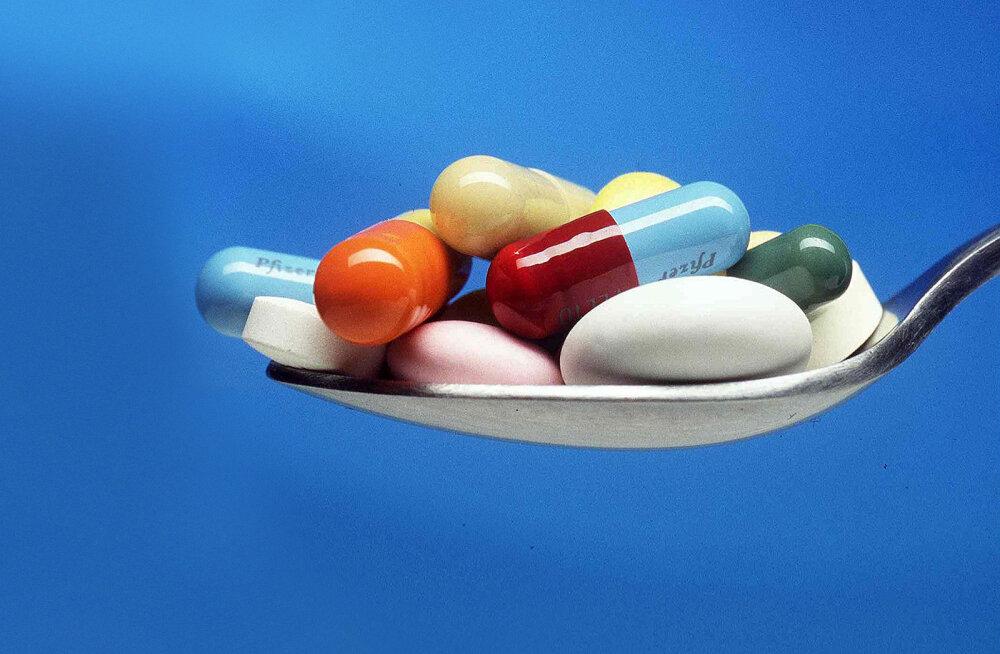 Kas lähenemas on antibiootikumide ajastu lõpp?