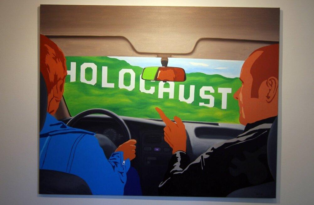 Minu Poola - holokaustiteemaline näitus Tartu Kunstimuuseumis