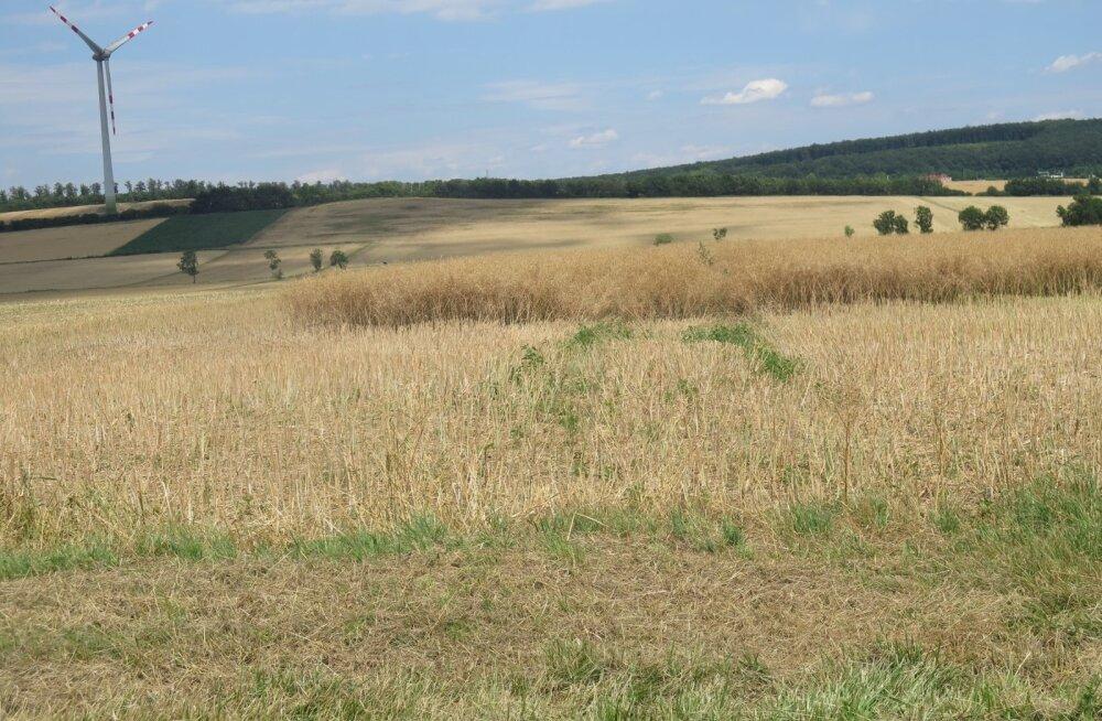 Viljelusvõistluse võitjate preemiareis: Austria farmid.