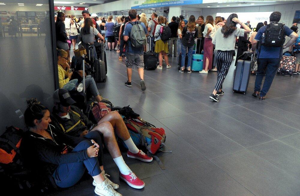 25. juulil häiris Ryanairi töötajate streik lende Milano Orio al Serio lennujaamas, mis on Itaalias üks populaarsemaid.