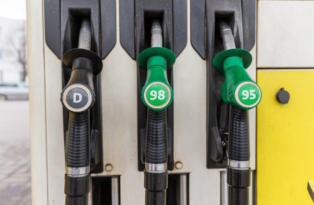Kütuse hind ei püsi päevagi paigal