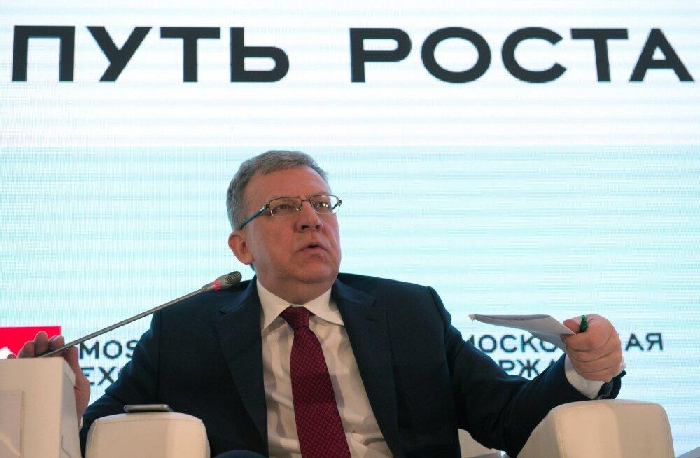 Endisest rahandusministrist majandusnõunik ja -analüütik Aleksei Kudrin otsib Venemaale kasvuteed.