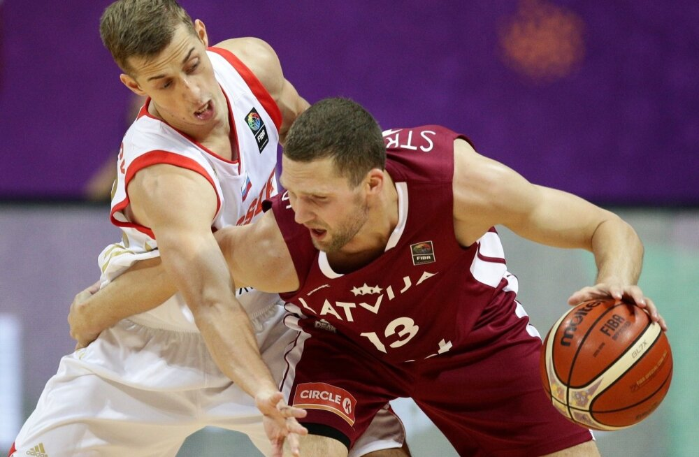Korvpall Venemaa vs Läti