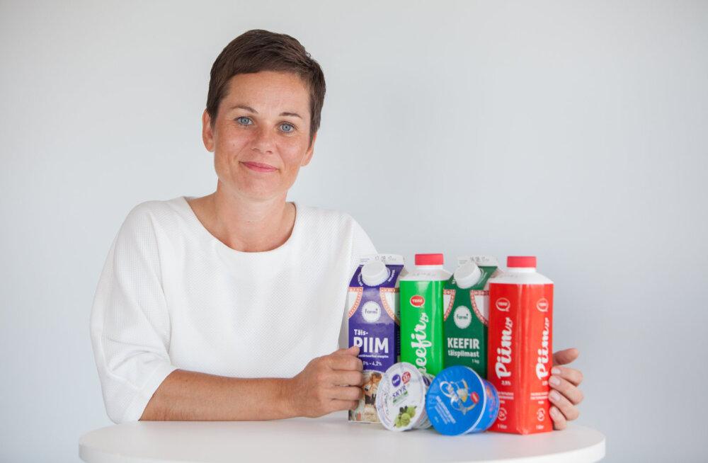 Koondunud Tere ja Farmi Piimatööstuse juhatuse esimeheks saab Katre Kõvask