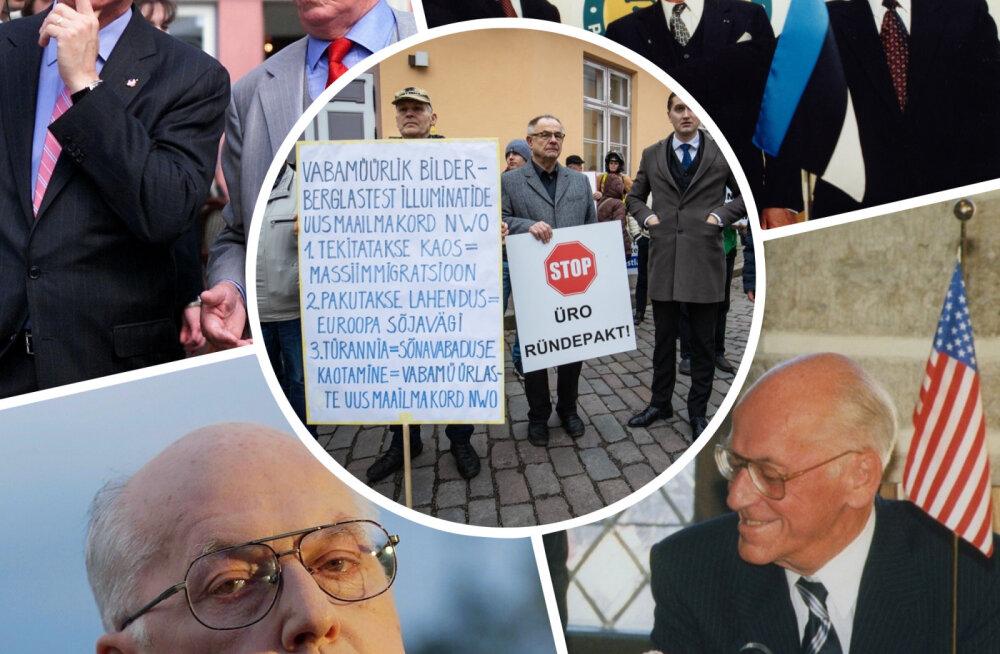KOLUMN | Joosep Tiks: EKRE paranoia tembeldaks ka Lennart Meri soroslaseks ja riigireetjaks