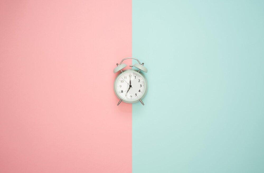 Aeg — vahel tundub, et kogu aeg on nii kiire, vahel jälle, et aeg venib nagu tigu. Miks see nii on?