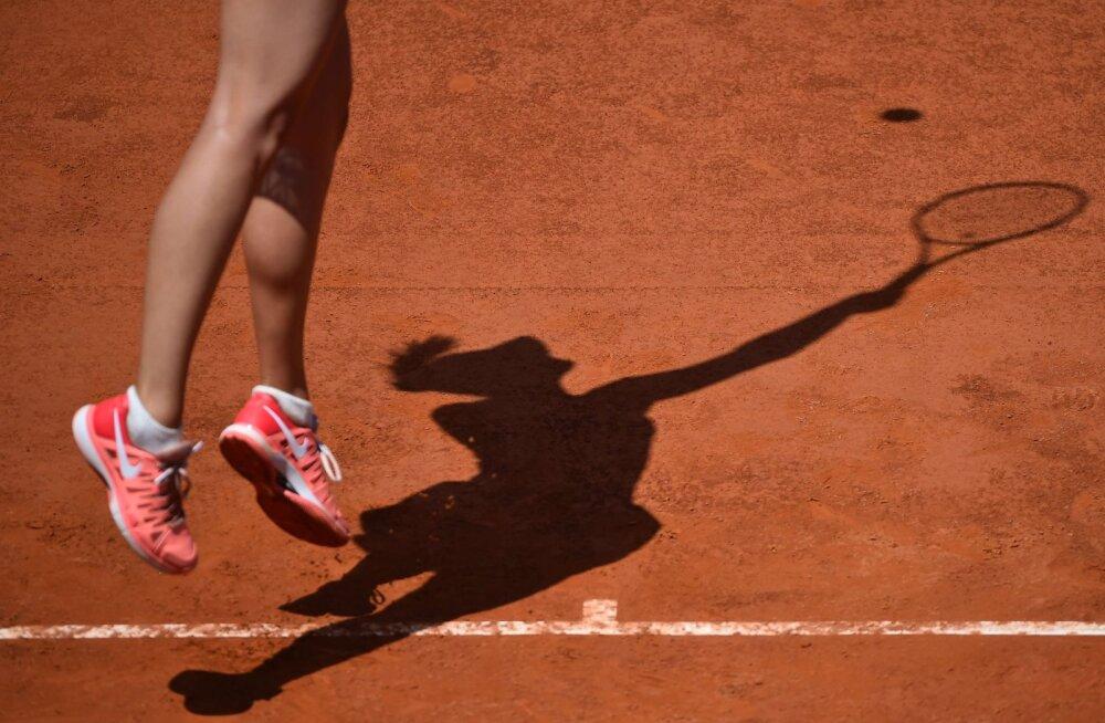 Endine tippmängija: iga kümnes naistennisist WTA karussellis on lesbi