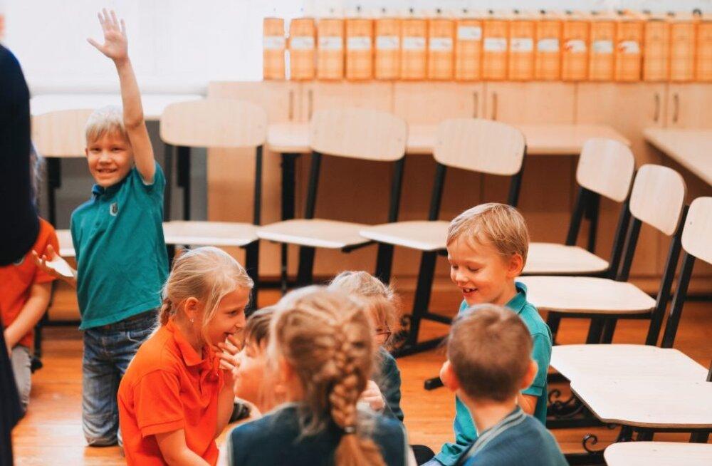 GAG, Westholmi gümnaasium, Lasnamäe Gümnaasium... 25 uut Eesti kooli liitus KiVa kiusuennetusprogrammiga